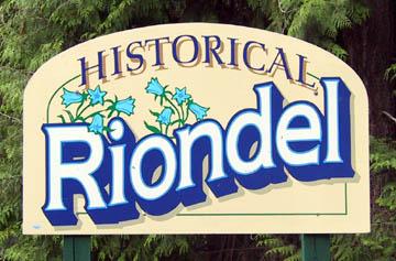 Riondel-Sign